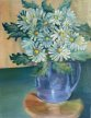 "Daisies 20"" x 16""Oil on canvas"
