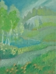 Imaginary Vermont Landscape