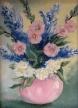 """Still Life Small Floral 8""""x6"""""""