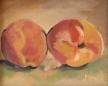 """Peaches 4""""x6"""""""